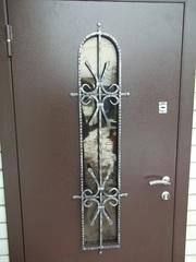 Входные металлические двери утеплённые от производителя.